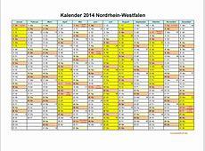 Kalender 2014 NordrheinWestfalen KalenderVIP