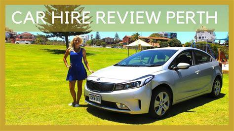 car rental perth review  company    good