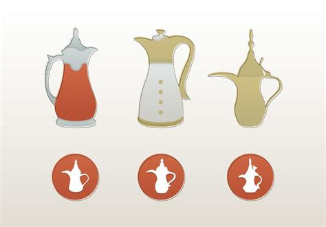 The best gifs are on giphy. Arabic Coffee Pot Vector Icons And Illustrations - Download Free Vectors, Clipart Graphics ...