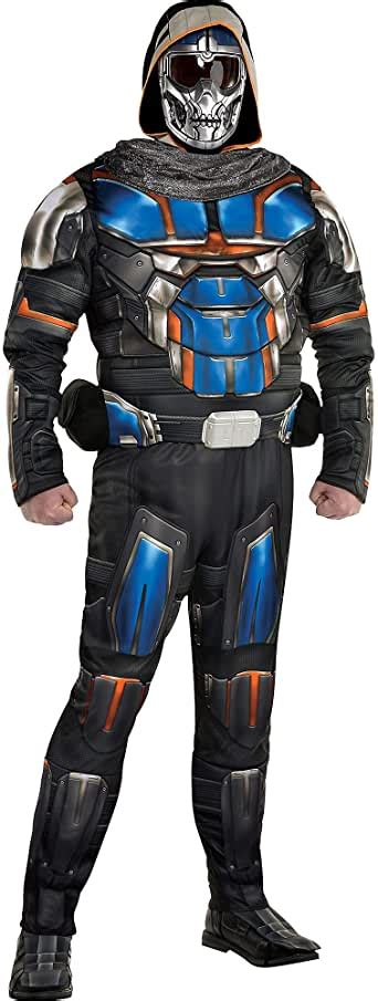 Party City Taskmaster Halloween Costume For