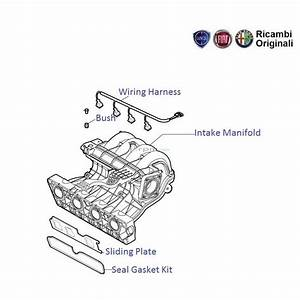 Fiat Grande Punto 1 4 Fire  Intake Manifold