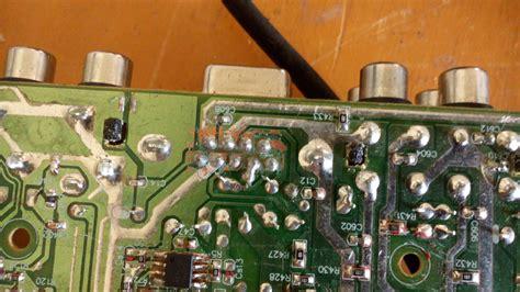 parlantes logitech z506 da 241 ados fuente averiada reparacion de equipos de audio yoreparo