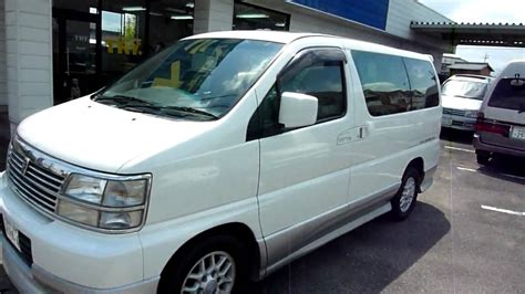 Nissan Elgrand Modification by 1999 Nissan Elgrand