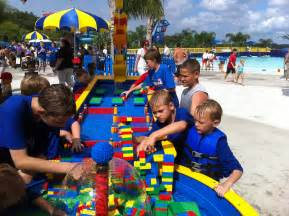 Florida Legoland Water Park
