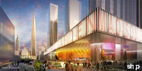 shop proposal  penn station  madison square garden