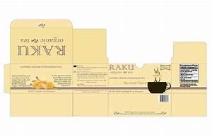 RAKU Organic Tea Packaging Design by Patricia Caren at ...