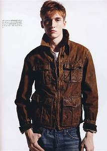 Marein – anderson cooper as ralph lauren model