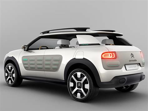 Citroen Cactus Concept Leaked Prior To Frankfurt Debut