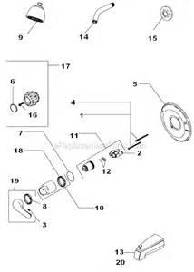 delta classic single handle kitchen faucet delta shower faucet stem diagram delta wiring diagram