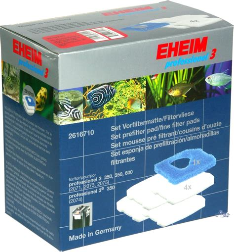 eheim set of filter pads for professionel 3