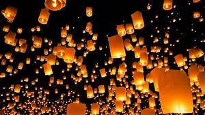 Night light ballon photography hd wallpaper wallpaper ...