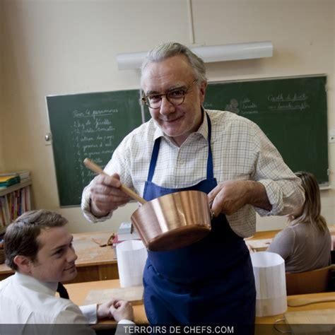 ecole cuisine ducasse tous en cuisine avec l école alain ducasse evènements terroirs de chefs
