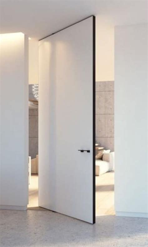 Flush Pivot  Grande Interior Pivot Door