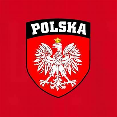 Polska Polish Crest Poland National Soccer Football