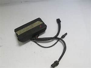 Johnson Vro V4 120 Trim  U0026 Tilt Junction Box Evinrude