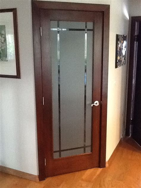 etching glass designs for kitchen custom doors custom doors vancouver wa 8880