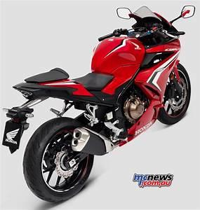 Honda Cbr 500 : 2019 honda cbr500r more grunt sharper looks mcnews ~ Melissatoandfro.com Idées de Décoration