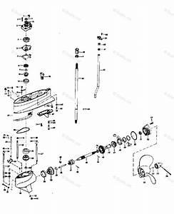Mercury Chrysler Outboard Parts By Hp  U0026 Model 75hp Oem