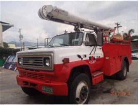 chevrolet  bucket truck  sale  kingston st
