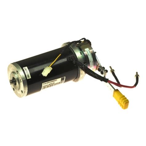 motor and brake assembly with power connector for the go go elite traveller sc40e sc44e and