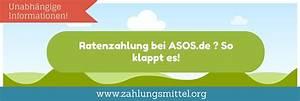 Asos Rechnung : tipp so klappt es mit der ratenzahlung bei asos ~ Themetempest.com Abrechnung