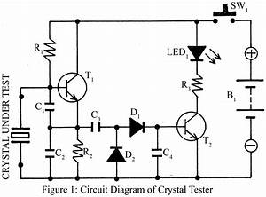 Crystal Oscillator Circuit Pdf