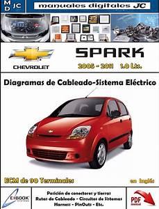 Diagramas Sistema Electrico Chevrolet Spark 2005-2011