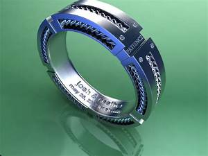 Gallery custom wedding band ring 3d printing for Custome wedding rings