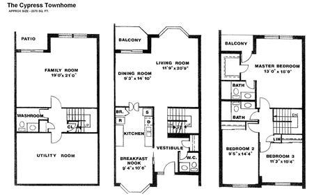 4 bedroom townhouse floor park royal estates townhouses drewlo holdings