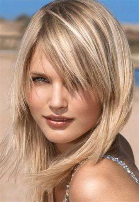 Medium Layered Hairstyles For by Layered Hairstyles Your 411