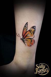 1000+ ideas sobre Watercolor Butterfly Tattoo en Pinterest ...