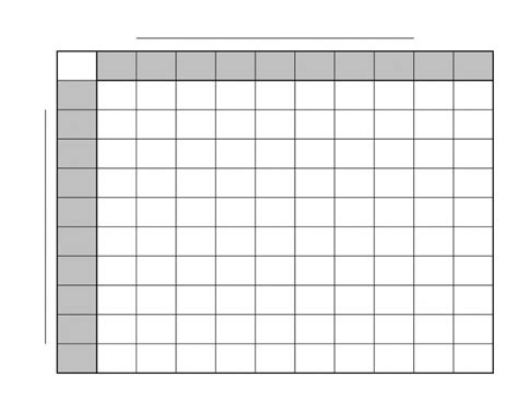Bowl Box Template by Printable Football Squares Kiddo Shelter