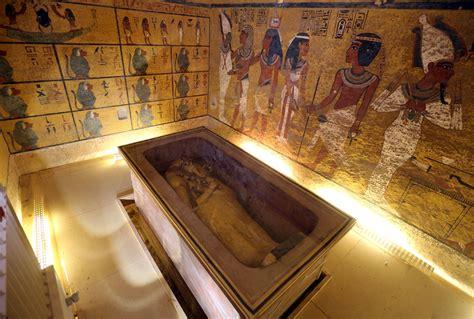 cachee chambre une mystérieuse chambre serait bien cachée dans la tombe