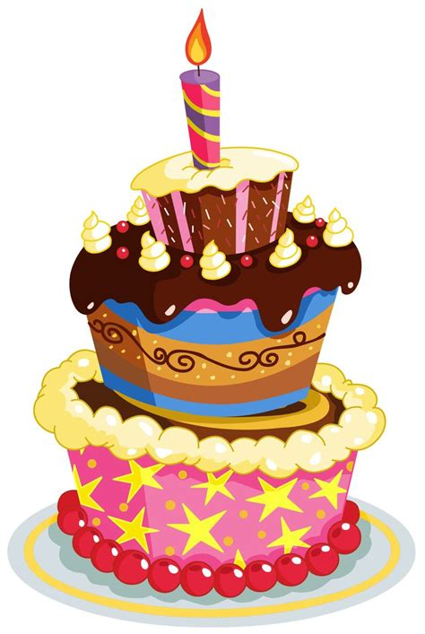 cake clipart colorful birthday cake png clipart happy birthday
