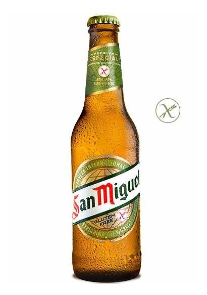Miguel San Gluten Sanmiguel Beer Glutenbee