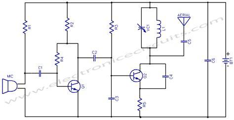 Simple Transmitter Circuit Pdf Diagram Images