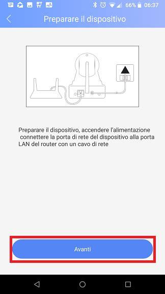 yypp ip camera pp manuale italiano   installa