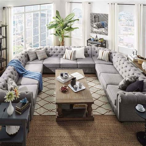 But the outlook remains incomplete without a fitting coffee table. How to Pick the Best Coffee Table for Your Sectional Sofa - The Architecture Designs