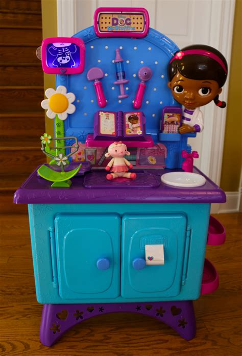 doc mcstuffins kitchen disney doc mcstuffins get better check up center review