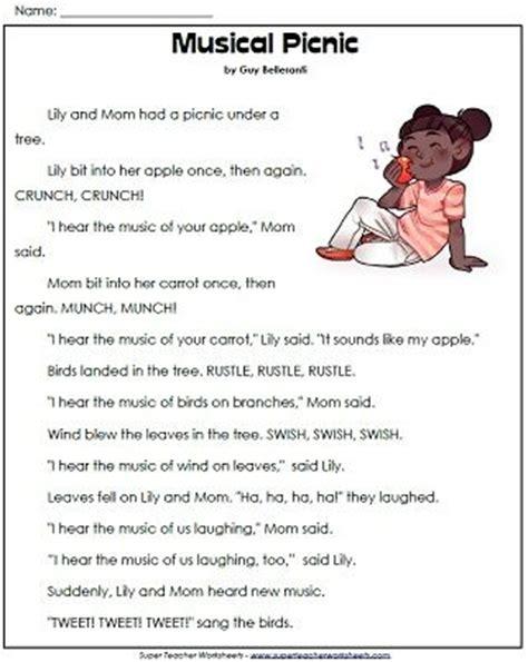 35 Best Images About Language Arts  Super Teacher Worksheets On Pinterest  Sight Word Bingo