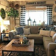 Farmhouse Style Living Room Ideas