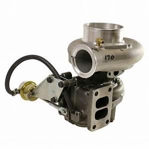 Bd Diesel Exchange Turbo  Hx35 Manual Trans