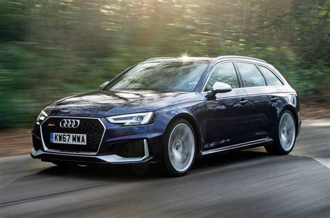Audi RS4 Avant Review (2018)