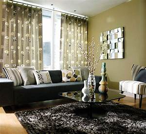 Brown And Black Living Room Living Room ~ Clipgoo