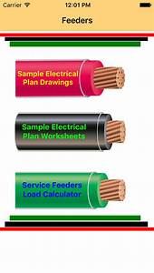 Electrical Service Load Calculation Worksheet