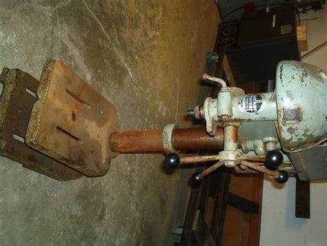 walker turner drill press
