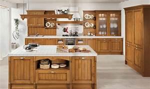 Las, Cocinas, De, Madera, Vuelven, A, Estar, De, Moda