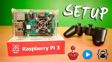 New Raspberry Tutorial How Set For Gaming