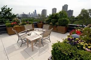 Terrasse Gestalten Pflanzen : terrasse gestalten 10 praktische und einfache ideen ~ Orissabook.com Haus und Dekorationen