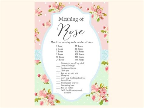 meaning of shabby chic pink and mint shabby chic bridal shower games magical printable